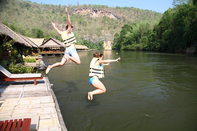 3D2N RIVER KWAI Tour from Bangkok including Stay at Home Phutoey & FloatHouse photo 4