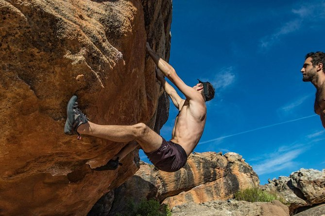 3 days at Rocklands: Boulder. Climb. Hike. Slack-line. Relax. Repeat. photo 2