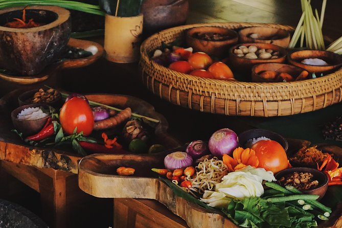Balinese Cooking and Traditional Dancing Class