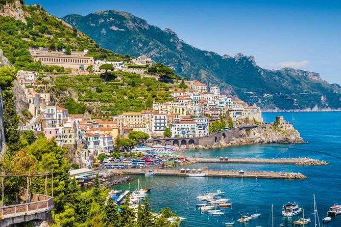 Pompeii, Sorrento & Amalfi Coast - Skip-The-Line / Expert guide / Min. Walking!