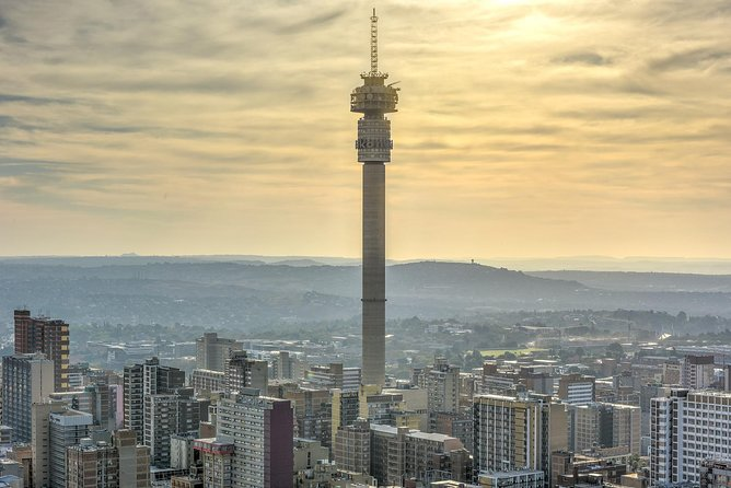 Johannesburg & Apartheid Museum Tour