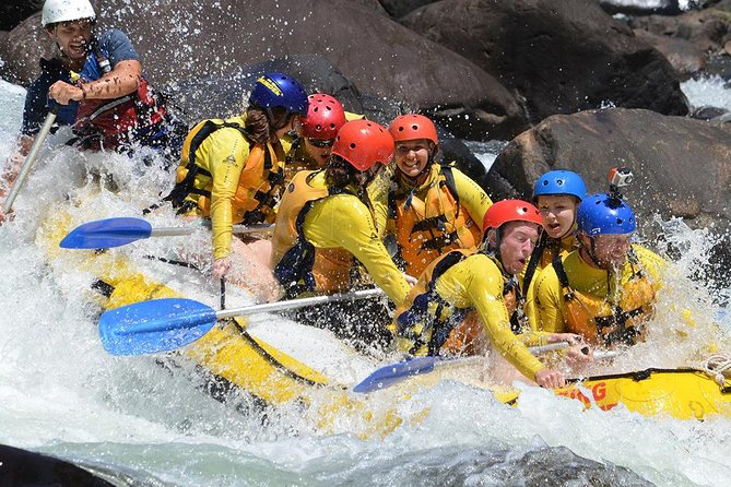 Rafting Tour In Trishuli river