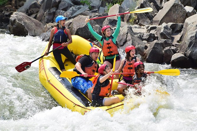 White Water Rafting at Ayung River with All-Inclusive
