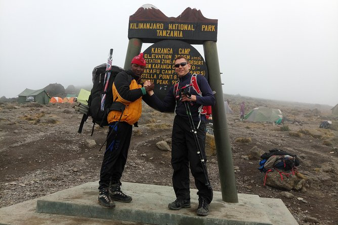 Serac Adventure Through Kilimanjaro Mountain photo 8