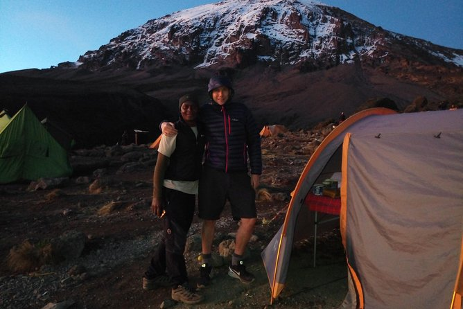 Serac Adventure Through Kilimanjaro Mountain photo 4