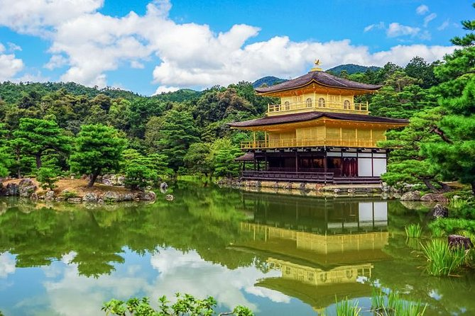 Private Tour - Golden Shrine?! Explore world Heritage in Kyoto