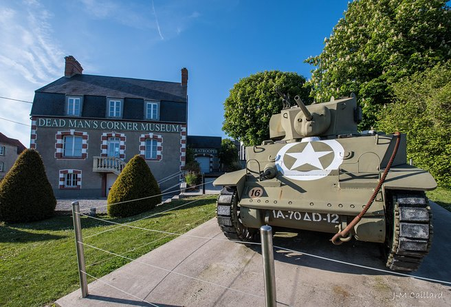 D-Day Experience Museum Entrance with real C-47 simulator