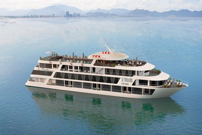 Lan Ha Bay - Le Theatre Cruise 5 Star for 2Day/1Night