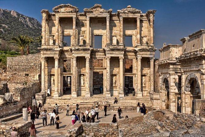 Mini Stay Kusadasi - 2 Days Including Ephesus and Pamukkale
