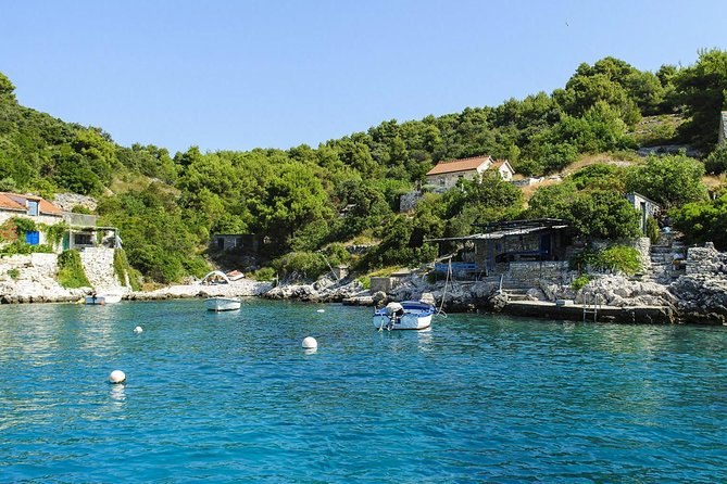Private Blue Lagoon and 3 Island tour from Split and Trogir photo 12