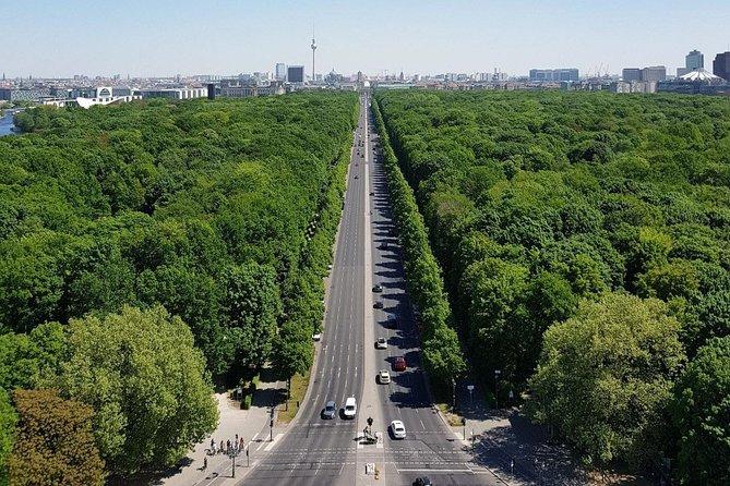 Berlin Highlights Brandenburg Gate and Tiergarten Bike Tour