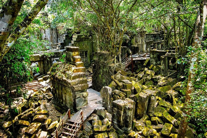 Beng Mealea Temple Private Day Tour