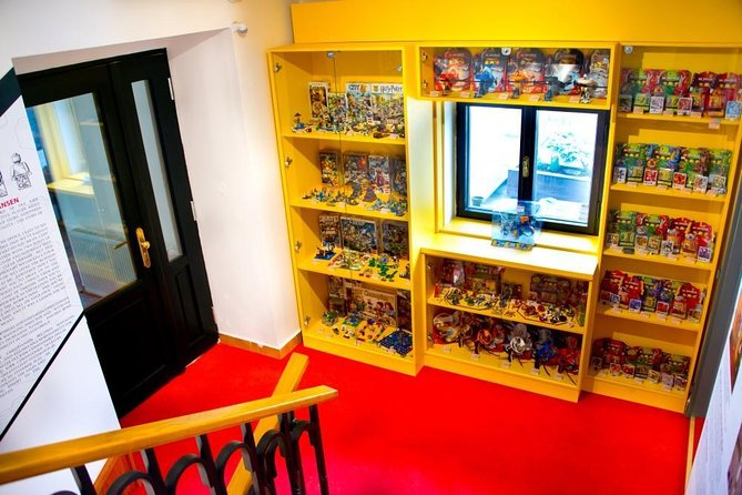 Skip the Line: LEGO® Museum Ticket in Kutná Hora