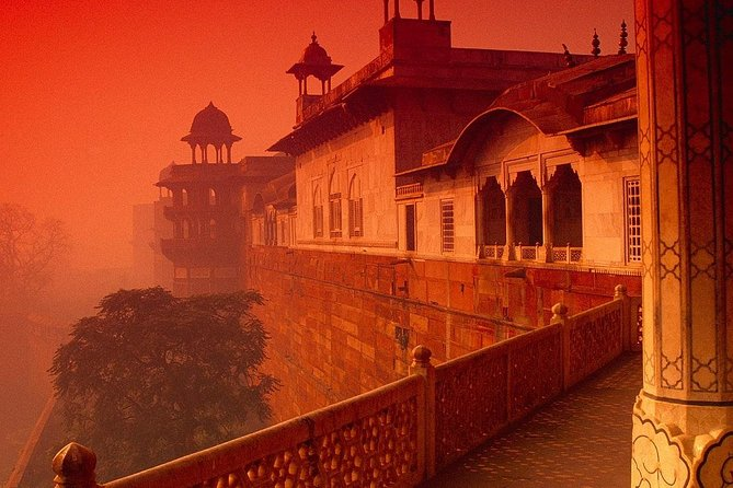 Private city tour of agra