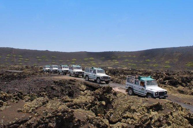 Jeep Safari: Volkanica Tour