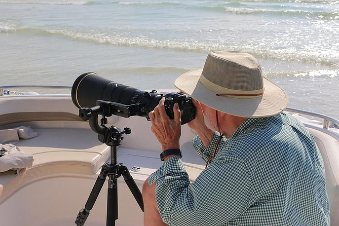 Birding Photography Boat Tour - See the Amazing Birds of Rookery Bay! photo 9