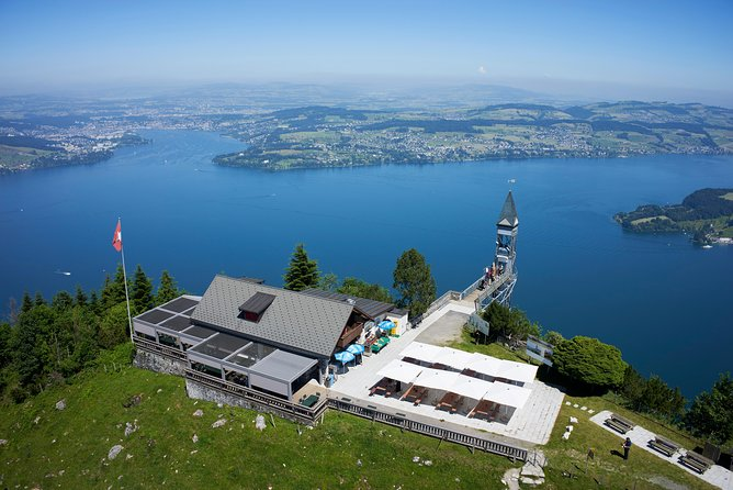 Mount Bürgenstock Independent Tour from Lucerne