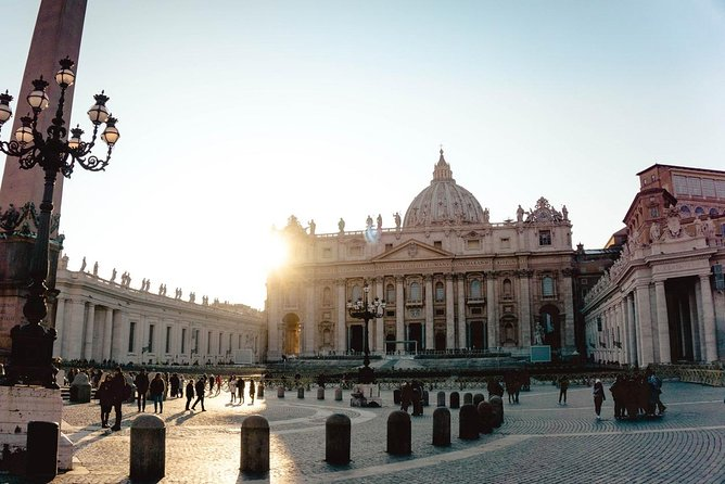 Early Morning Vatican Tour | Small Group photo 1
