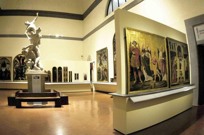 Florence: Accademia Gallery Guided Tour with Skip-the-Line Tickets