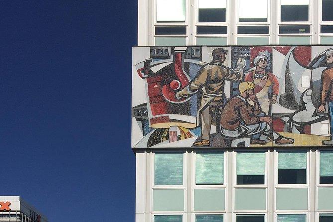 Private City Walk: Art & Architecture in the GDR