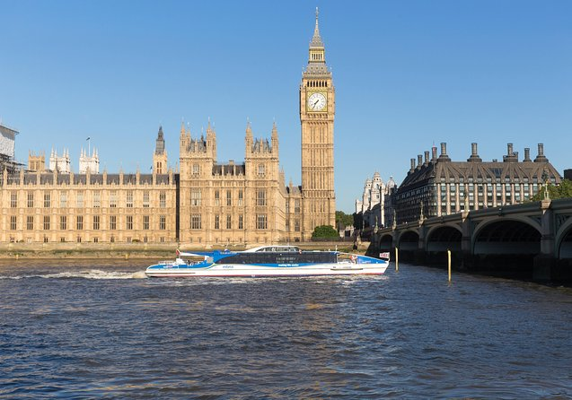 The Painted Hall and Thames Clippers River Roamer: Hop On Hop Off Pass photo 5