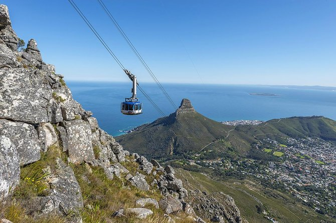 Cape Town Halfday City and Table Mountain Tour