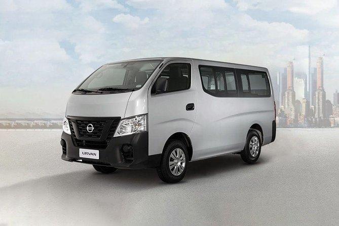 Private Car or Van Rental to Moalboal & Badian Full Day Use