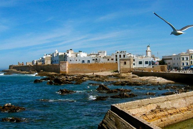 Agadir to Essaouira Mogador private One day trip