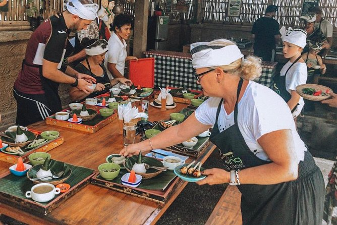 Bali Cooking Class with Monkey Forest