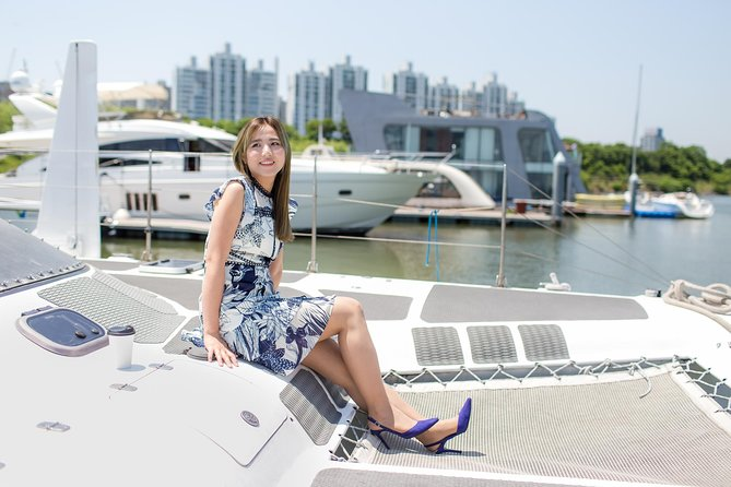 Han River private yacht tour