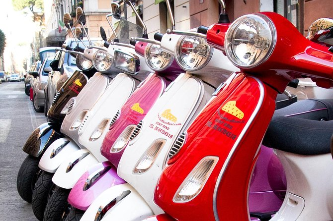 Vespa Rental in Rome 24 hours photo 6