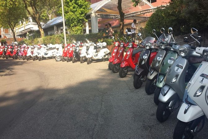 Vespa Rental in Rome 24 hours photo 10
