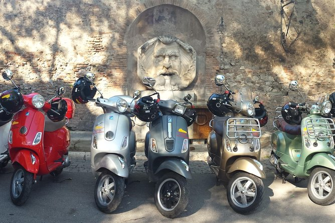 Vespa Rental in Rome 24 hours photo 11
