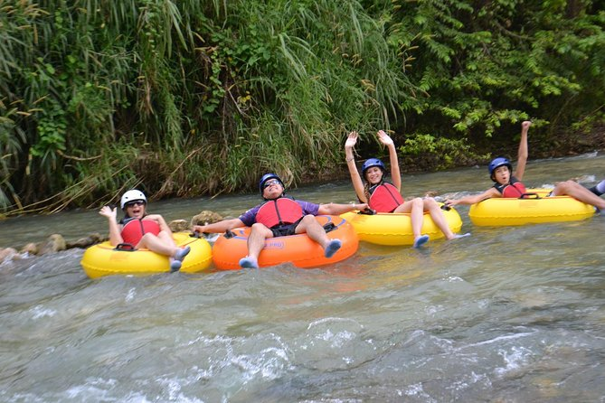 Irie Blue Hole & River Tubing Adventure Tour from Falmouth