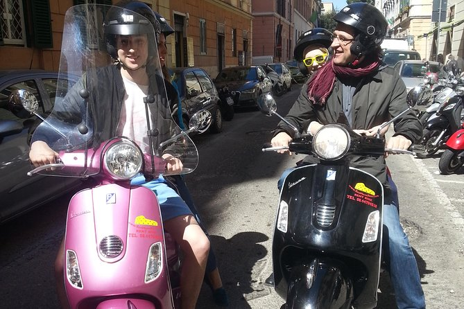Vespa Rental in Rome 24 hours photo 9