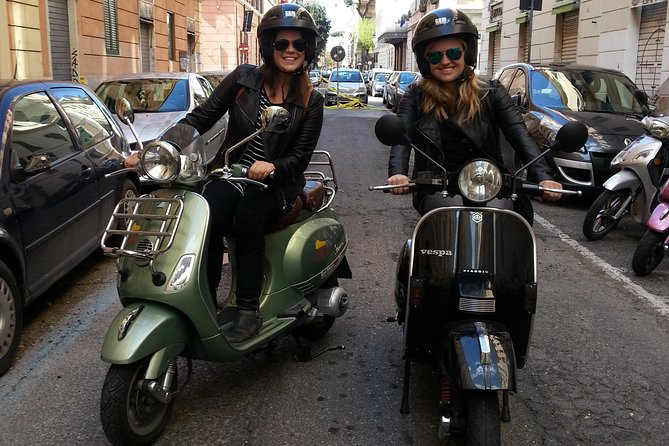 Vespa Rental in Rome 24 hours photo 15