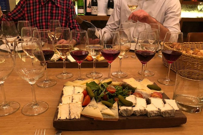 The Ultimate Tasting class: 10 cheeses paired with 10 wines