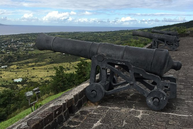 St. Kitts Panoramic Tour with Optional Brimstone Hill Fortress (Reconfirm 48hrs)