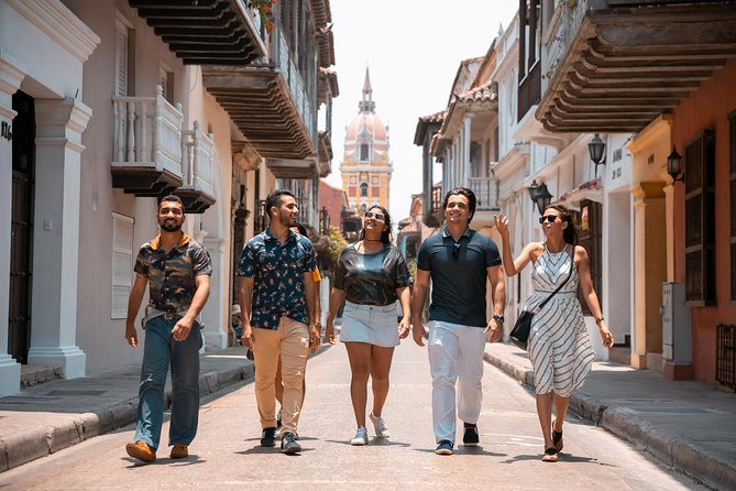 Half-Day City Tour of Cartagena