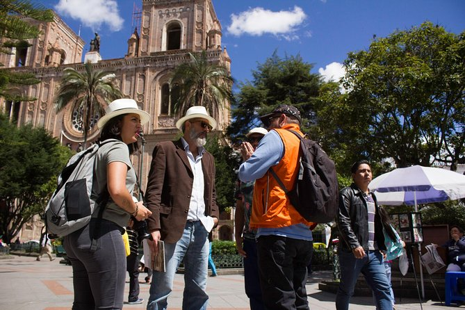 Private Cuenca City Full Day Tour