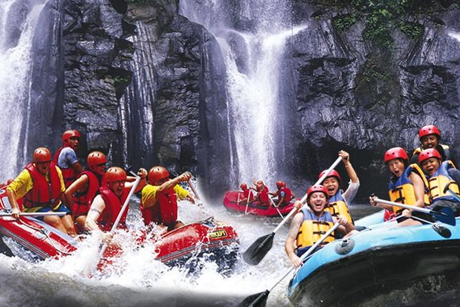 Ubud - Ayung River Rafting Adventure Tours