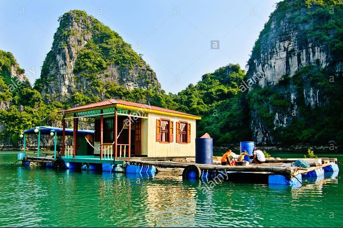 Halong Bay 3 days 2 nights on Christina Diamond Cruise 4 STARS LUXURY photo 14