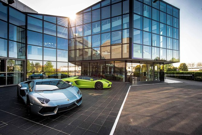 Lamborghini and Ferrari Day Tour