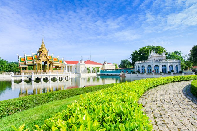 Thailand Ayutthaya Historical park temple tour day trip from Bangkok Hotel