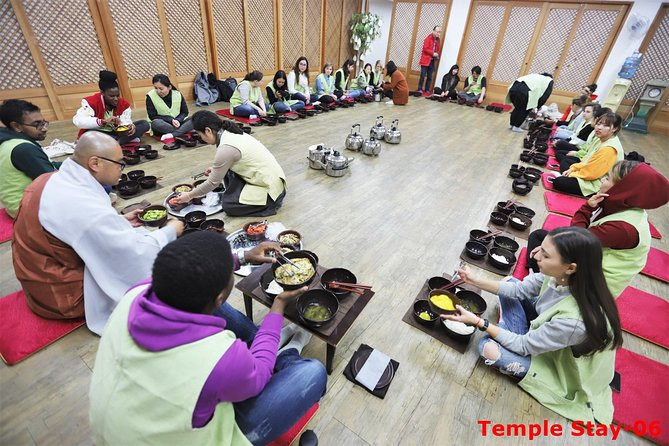 Sparkling of Korea 8days 7nights - Temple Stay and KTX Train