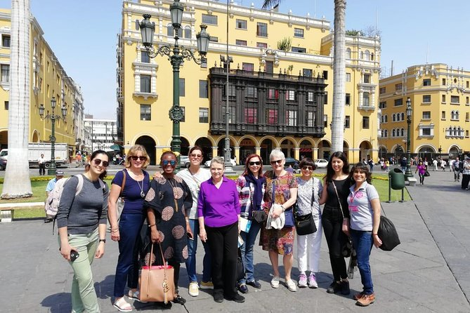 Half-Day Lima City Sightseeing Tour