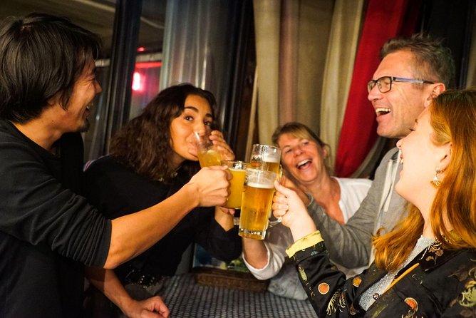 Pub Crawl Tour in La Candelaria