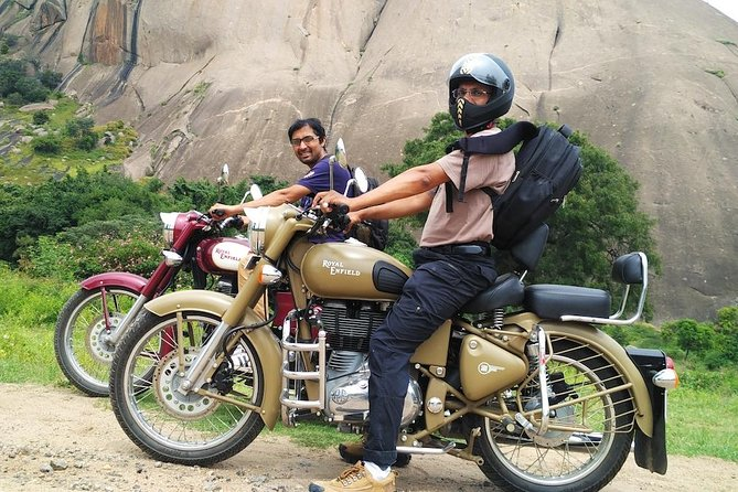 3 days Royal Enfield Motorcycle tour from Chennai to Great Living Chola Temples