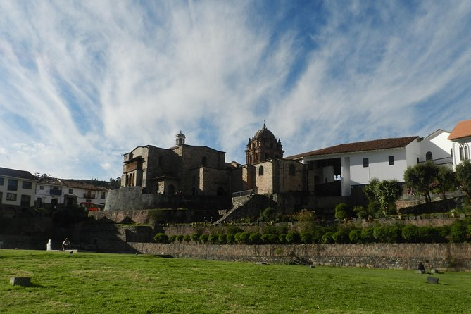 Sacsayhuaman Archeological Park and Cusco Sites in the afternoon
