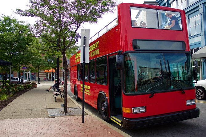 JUST THE TOUR - Once Around Pittsburgh on our double decker bus tour!